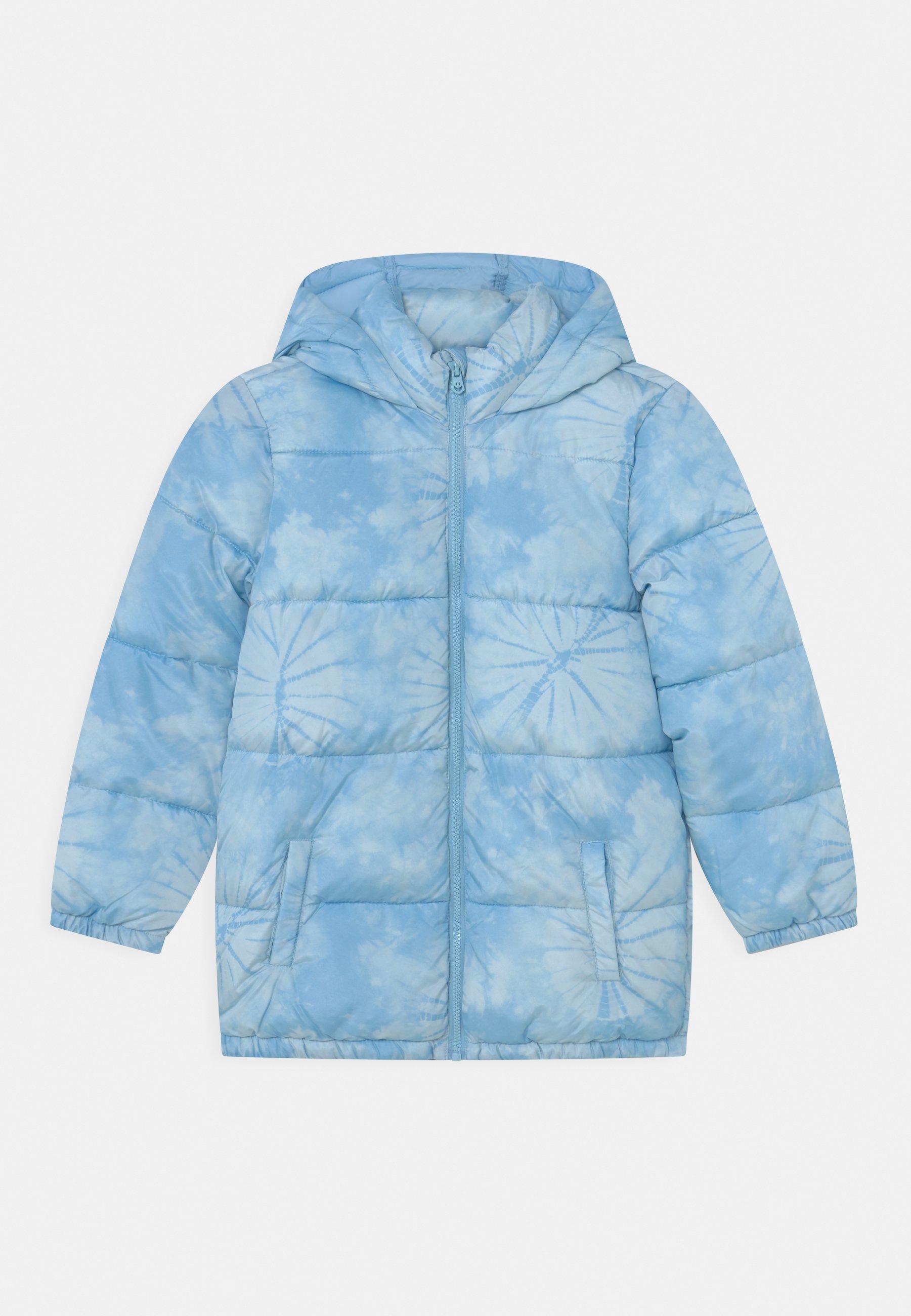 Kids FRANKIE PUFFER - Winter coat - sky haze