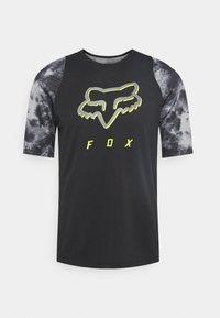 Fox Racing - DEFEND ELEVATED - Print T-shirt - black - 0