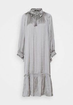 CLAIRE SOPHISTICATED DRESS - Day dress - cloudy grey