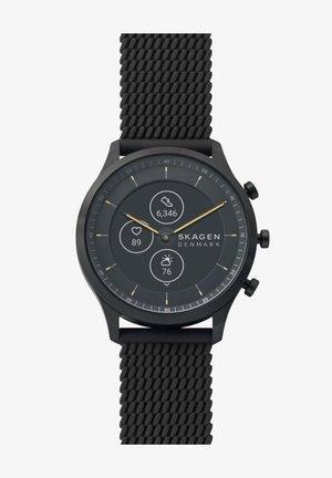 MEN CONNECTED WATCHES JORN HYBRID HR - Chronograph watch - black