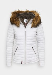 Oakwood - FURY - Winter jacket - white - 4