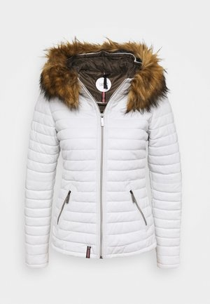 FURY - Winter jacket - white