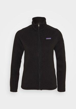 BETTER - Fleecejacke - black
