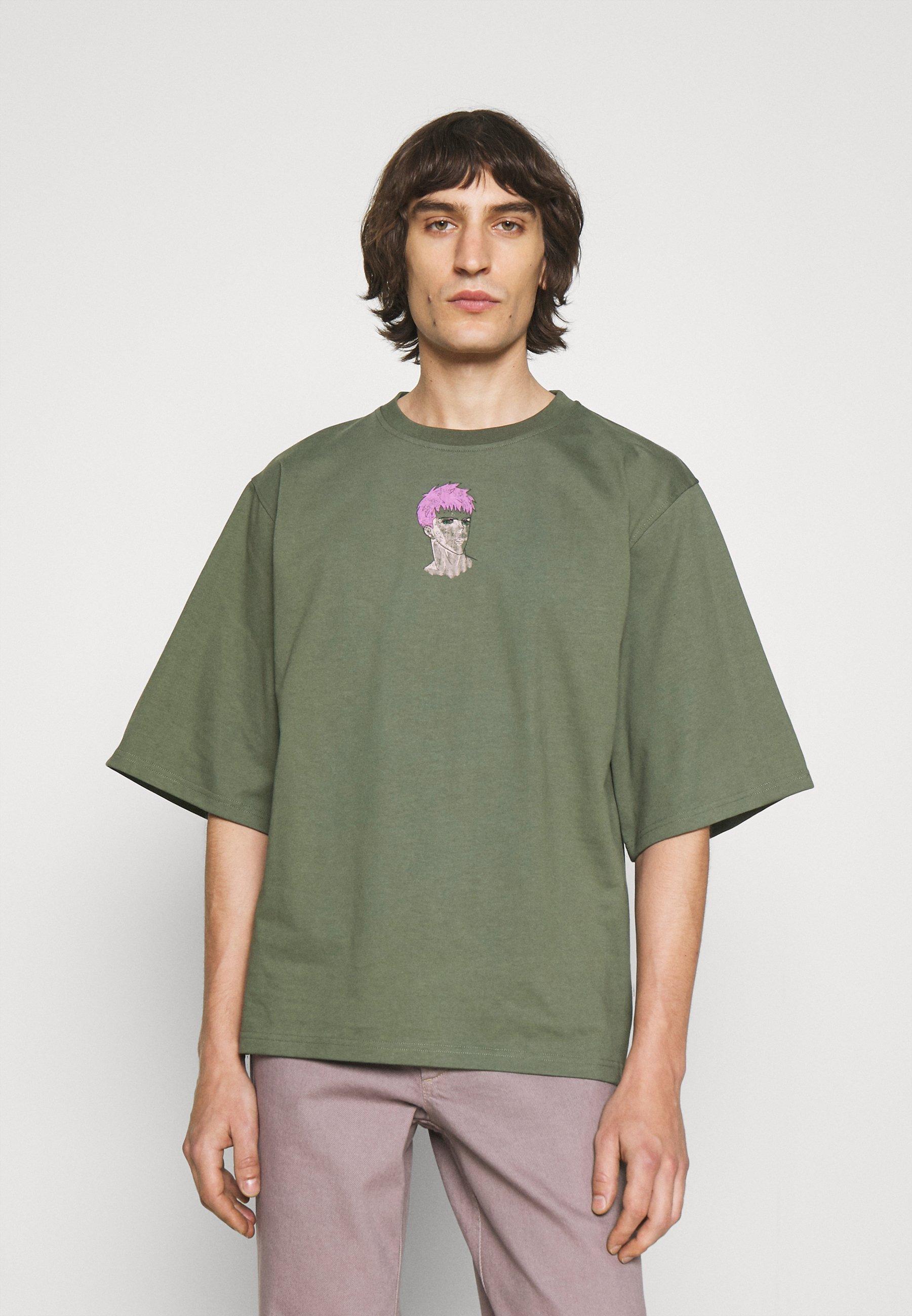 Homme COOPER TEE - T-shirt imprimé