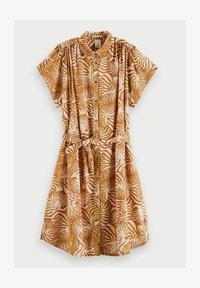 Scotch & Soda - Shirt dress - combo e - 0