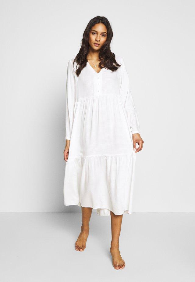 YASFLOKKA LONG DRESS - Ranta-asusteet - star white