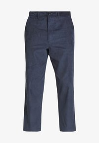 Farah - HAWTIN - Spodnie materiałowe - yale - 4