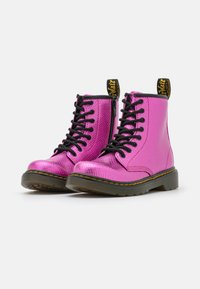 Dr. Martens - 1460  - Lace-up ankle boots - pink - 1