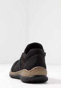 Rieker - Casual lace-ups - schwarz - 5