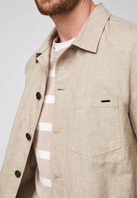 s.Oliver BLACK LABEL - Light jacket - beige melange - 3