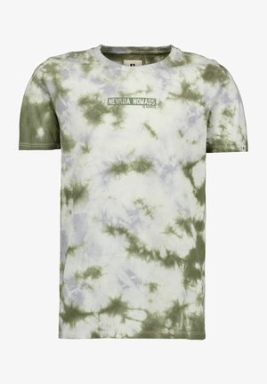 Print T-shirt - beetle