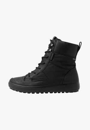 SOFT TRED - Winter boots - black