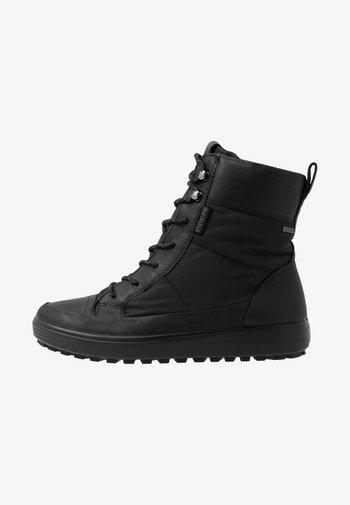 SOFT TRED - Zimní obuv - black