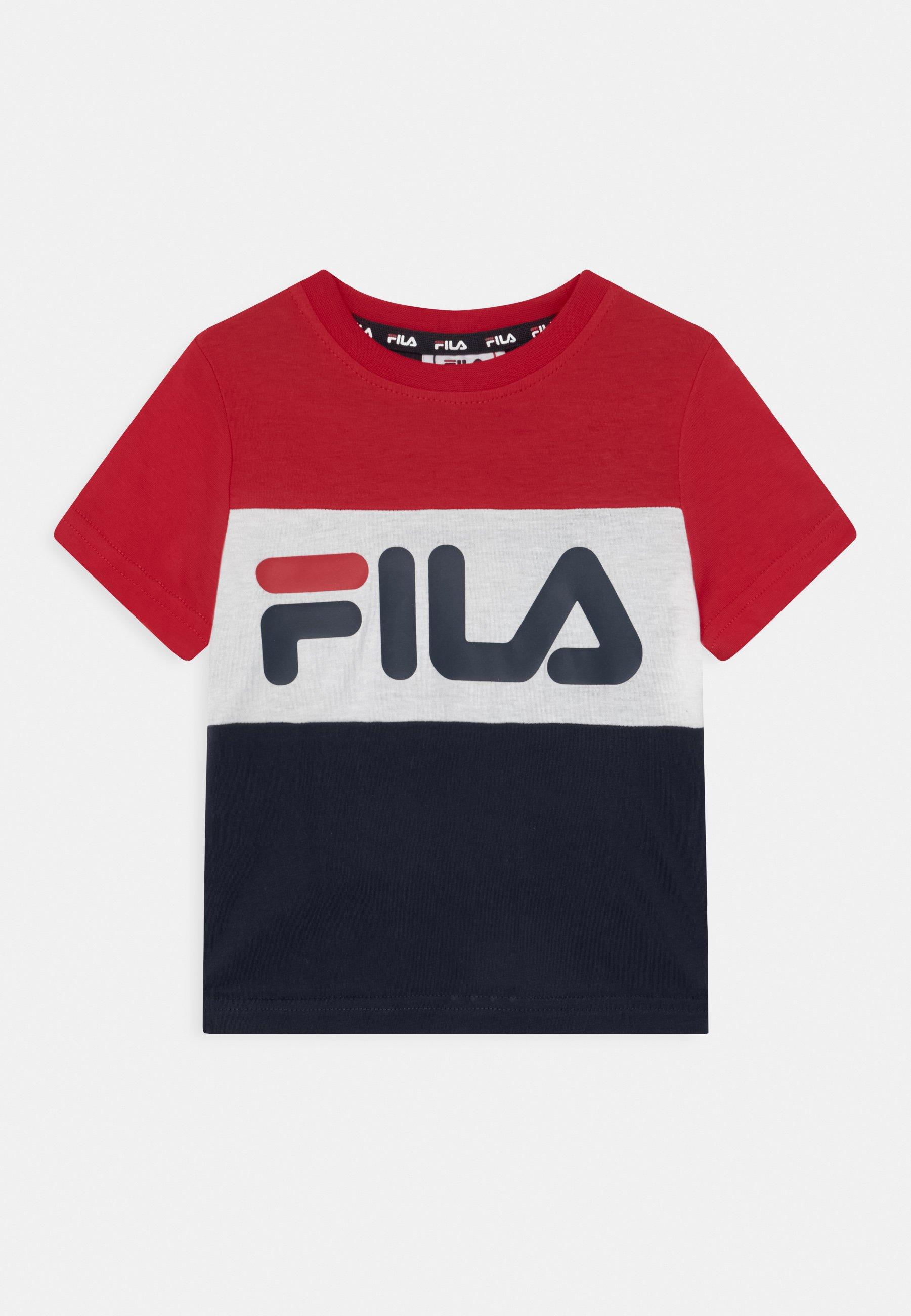 Kids THEA BLOCKED UNISEX - Print T-shirt