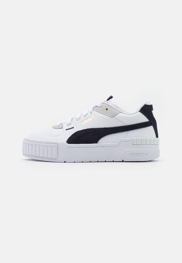 CALI SPORT MIX - Sneakers basse - white/peacoat