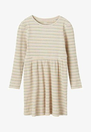 Korte jurk - whitecap gray