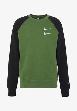 Sweatshirt - treeline/black/white