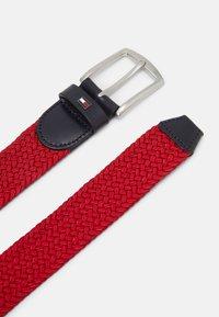 Tommy Hilfiger - DENTON  - Belt - red - 1