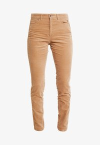 Esprit - Trousers - camel - 5