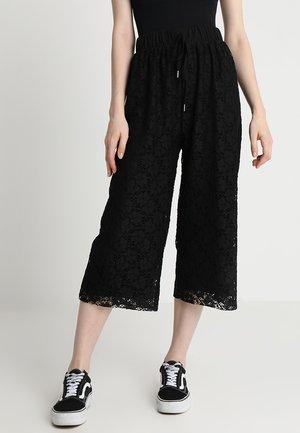 LADIES CULOTTE - Shorts - black