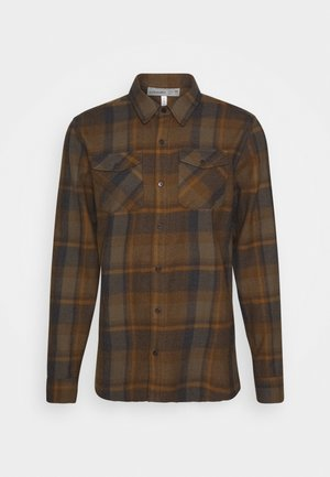 MENS LODGE - Shirt - jet heather