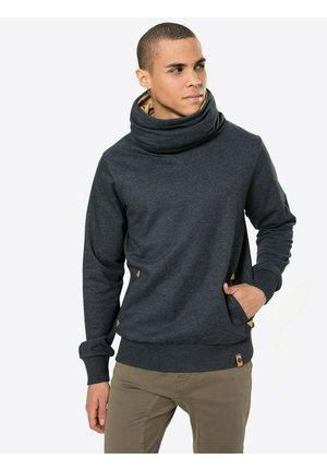 FREI SEIN DU MUSS - Sweater - blaumeliert