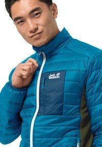 Jack Wolfskin - Light jacket - blue jewel - 2