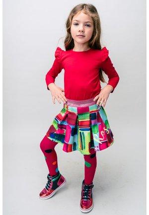 GOODING FALDA - Pleated skirt - unico