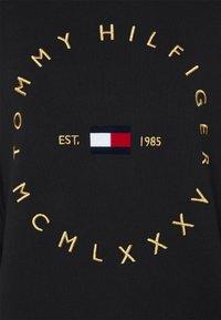 Tommy Hilfiger - REGULAR CIRCLE  - Mikina - black - 5