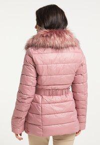 faina - Winter jacket - altrosa - 2