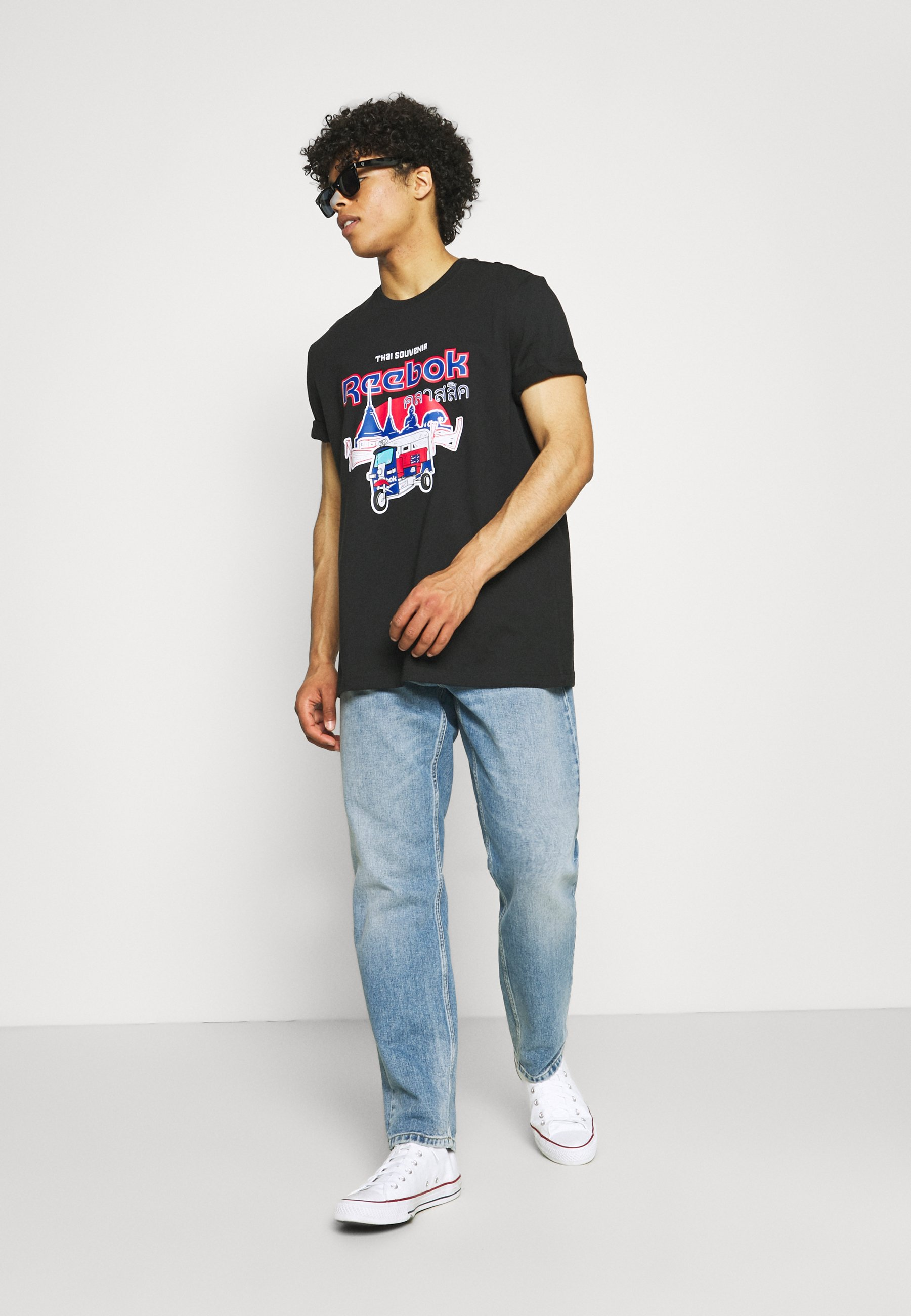 Men SOUVENIR TEE - Print T-shirt