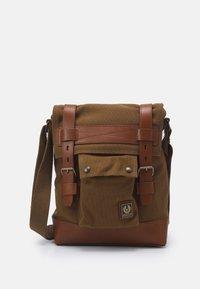 Belstaff - MALCOLM - Across body bag - beige - 0