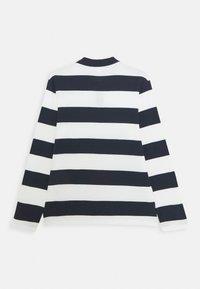 Petit Bateau - LOQUACE - Polo shirt - smoking/marshmallow - 1