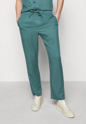 SPORT - Spodnie materiałowe - olive