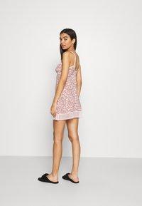 Cotton On Body - SLINKY NIGHTIE - Camicia da notte - soft pink - 2