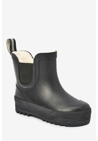 Next - ANKLE WARM LINED - Wellies - black - 2