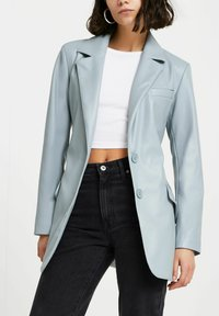 River Island - Faux leather jacket - green - 0