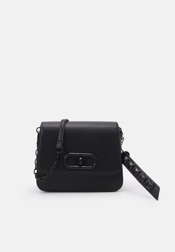 UNORIA - Across body bag - jet black