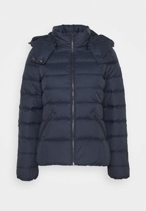 CLASSIC JACKET - Down jacket - evening blue