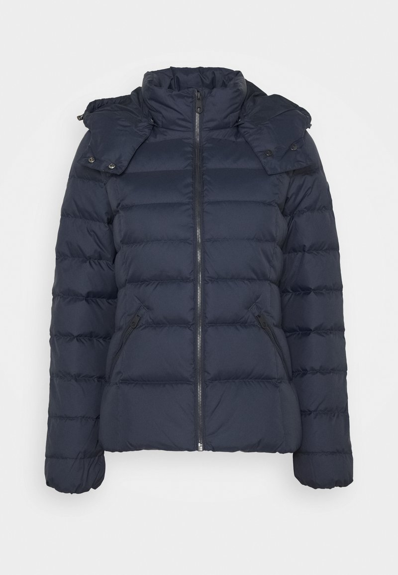 GANT - CLASSIC JACKET - Down jacket - evening blue