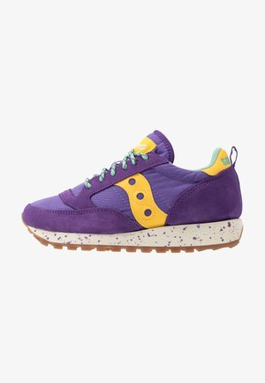 JAZZ ORIGINAL OUTDOOR - Trainers - purple/yellow