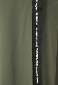 Marc Cain - A-line skirt - crocodile - 2