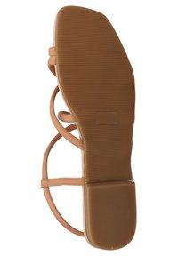 Scapa - Sandals - camel - 4
