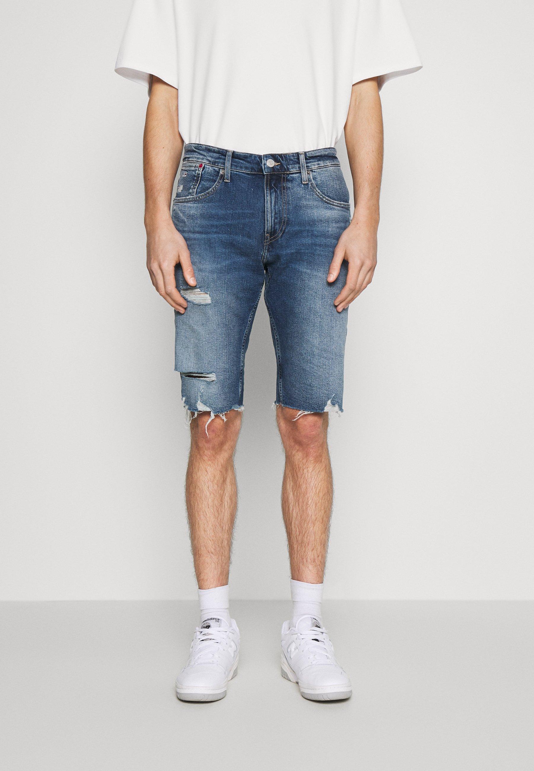 Homme RONNIE - Short en jean