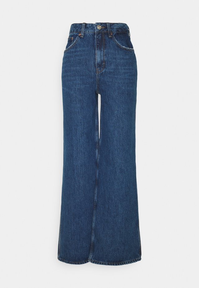 PUDDLE - Flared Jeans - mid vintage