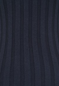 YAS - YASVERONICA MIDI DRESS - Shift dress - navy blazer - 2