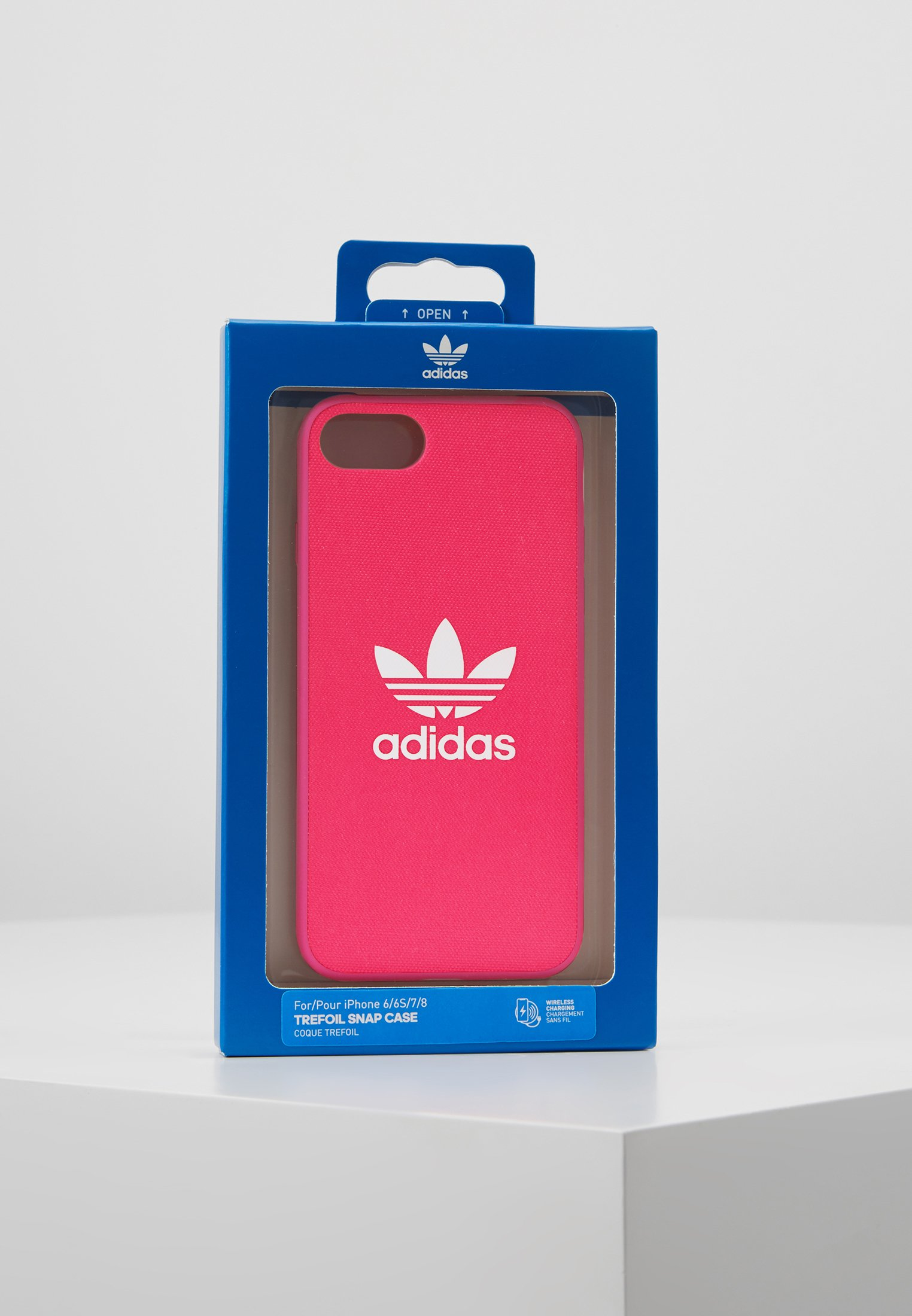 Adidas Originals Moulded Case For Iphone - Mobiltasker Shock Pink