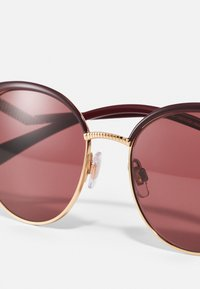 Dolce&Gabbana - Solglasögon - pink gold-coloured/bordeaux - 4