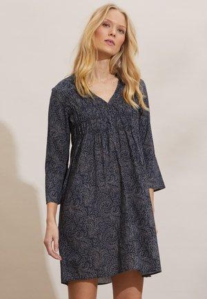 JUDY - Day dress - dark blue