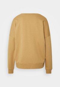Tommy Hilfiger - OVERSIZED OPEN - Sweatshirt - timeless camel - 1